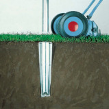 Afbeelding van Brabantia Grondanker metaal 50 mm droogmolen