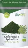 Afbeelding van Biotona Chlorella + Spirulina Powder Raw 200GR