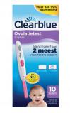 Afbeelding van Clearblue Digital ovulatietest 4 dagen (10 stuks)