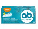 Afbeelding van O.b. Tampons procomfort super 32 stuks