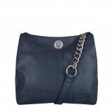 Afbeelding van Chabo Bags Chain Bag Small Blue Schoudertas 8719274532569