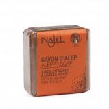 Abbildung von Aleppo Olivenölseife Najel Exfoliating Soap With Red Clay 100G Dusche