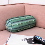 Afbeelding van Kikkerland Cactus Sierkussen B 37 x ø 17,6 cm Groen