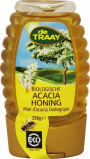 Afbeelding van De Traay Acaciahoning EKO Knijpfles 250GR
