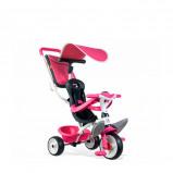 Afbeelding van Smoby baby balade trike pink