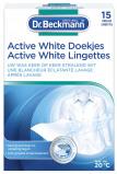 Afbeelding van Dr. Beckmann Active White Sheets 15 stuks