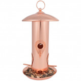 Image of Best for Birds Copper seed silo