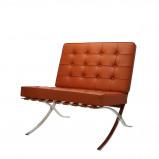 Abbildung von Barcelona Chair Cognac