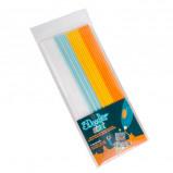 Afbeelding van 3Doodler Start navulling kleurstaafjes wit/mint/geel/oranje