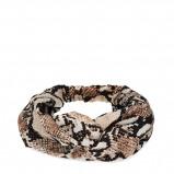 Afbeelding van Haarband met snakeprint