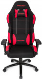 Image of AK Racing K7012 Gaming Chair Game Chair (Colour: red/black)