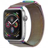 Abbildung von Apple Watch 40 mm: Milanese Design Watch band