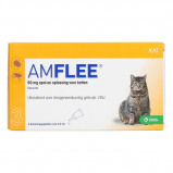 Image de Amflee 50mg Spot On Chat 50 mg spot on chat 3at