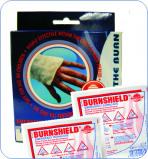 Afbeelding van Burnshield Twin Pack Sterile Brandwondencompres 10x10cm