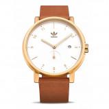 Afbeelding van Adidas District Goudkleurig horloge Z12 2548 00