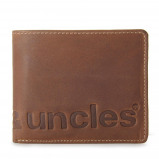 Afbeelding van aunts uncles hunter matt 41102 37 vintage tan logo