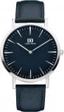 Afbeelding van Danish Design Horloge 40 mm Stainless Steel IQ22Q1235