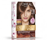 Afbeelding van L'Oréal Paris Excellence creme haarverf zonnig lichtbruin 5.32 1 stuk