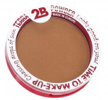 Afbeelding van 2B Natural Silky Touch Compact Powder 01