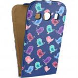 Afbeelding van Mobilize Ultra Slim Flip Case Samsung Galaxy S4 I9500/I9505 Birdy Mo