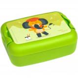 Afbeelding van Amuse broodtrommel Animal Carnival Lion 1 liter groen