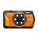 Afbeelding van Ricoh WG 6 compact camera Oranje