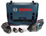 Imagen de Aspirador de la batería de iones de litio Bosch GAS 12V (batería 2x 3.0Ah) en L Boxx