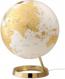 Immagine di Atmosphere Light & Colour globe (Colore del piede: oro)