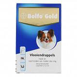 Afbeelding van Bolfo Gold Druppels Hond 40 2 x 0,4ml