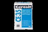 Afbeelding van Ceresit ce 35 voegenbreed uitverkoopartikel 5 kg, antraciet