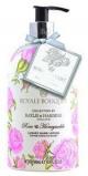 Afbeelding van Baylis&Harding Royale Bouquet Handlotion Rose & Honeysuckle 500ml