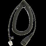 Billede af 2 m. spiral ledning, modstand