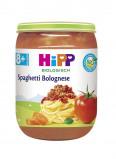 Afbeelding van Hipp Maaltijd 8 mnd Spaghetti Bolognese 190 gr