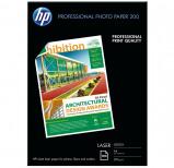 Billede af HP professional glossy laser fotopapir A4, 200g, 100 ark (CG966A)