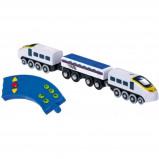 Afbeelding van Base Toys Elektrische Trein met Afstandsbediening