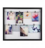 Afbeelding van Umbra Clipline Fotolijst 43 x 51 cm Wit/Zwart