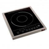 Afbeelding van CaterChef Inductiekookplaat tafelmodel 2000 watt.