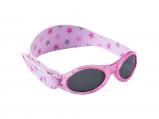 Afbeelding van Dooky BabyBanz Baby 0 2jr Pink Star Zonnebril 110615