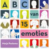 Afbeelding van A3 Boeken Abc Van 15 Emoties (Boek)