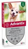 Afbeelding van Bayer Advantix Spot On 40/200 4 pip (< 4kg)