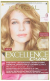 Afbeelding van L'oréal Paris Excellence creme haarverf lichtblond 8 1 stuk