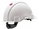 Afbeelding van 3M Peltor G3000 Veiligheidshelm met draaiknop Wit