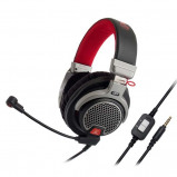 Afbeelding van Audio Technica ATH PDG1 Gaming Headset Zwart