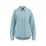 Afbeelding van America Today blouse met strepen blauw
