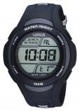 Afbeelding van Lorus R2305EX9 digitaal horloge herenhorloge Grijs,Zwart