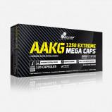 Image de AAKG eXtreme 1250 Mega Caps de Olimp Supplements 120 gélules
