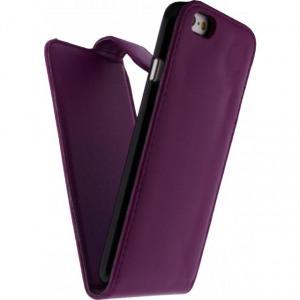 Afbeelding van Xccess Flip Case Apple iPhone 6/6S Purple