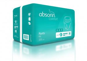 Afbeelding van Absorin Comfort Pants Fit M