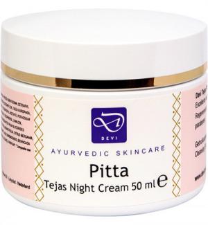 Afbeelding van Holisan Pitta Tejas Night Cream (50ml)