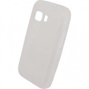 Afbeelding van Xccess TPU Case Samsung Galaxy Young 2 Transparent White